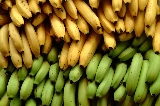 バナナで若返る方法